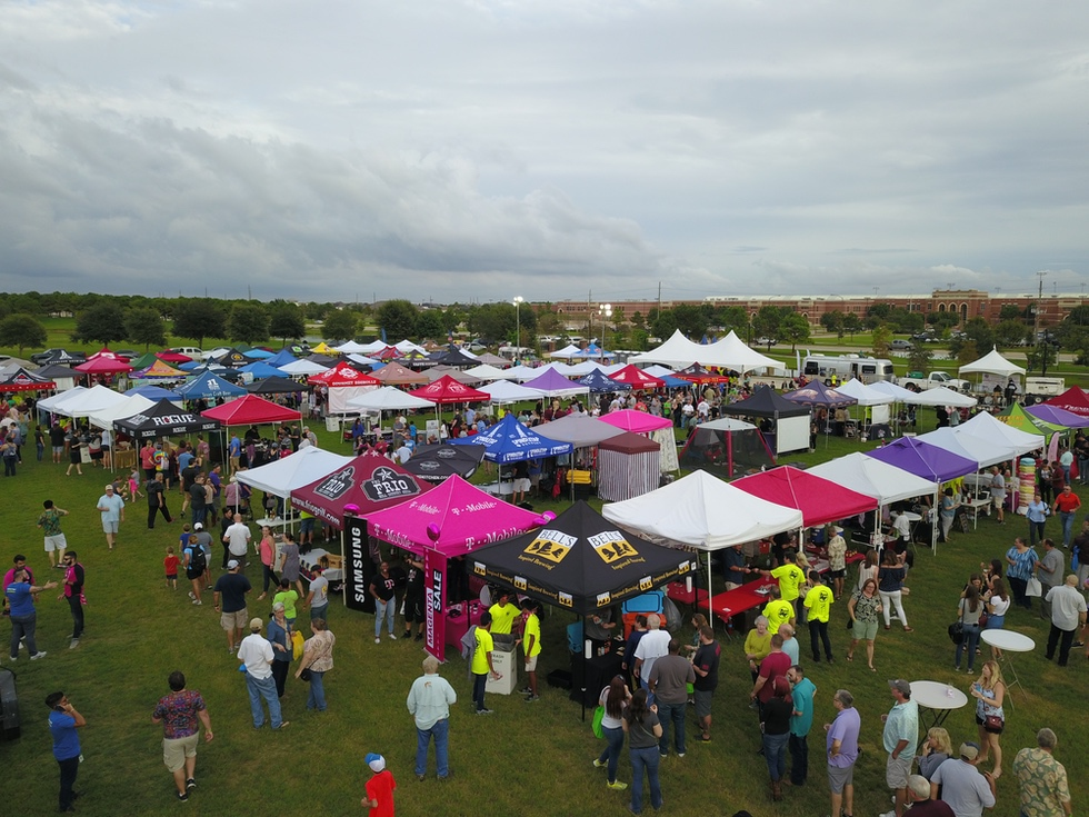 Get ready to celebrate our Cy-Fair community with loads of food, wine, beer, music and festivities!
